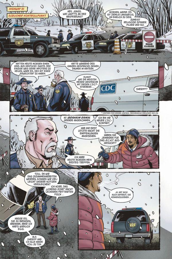 Seite aus Revival 1