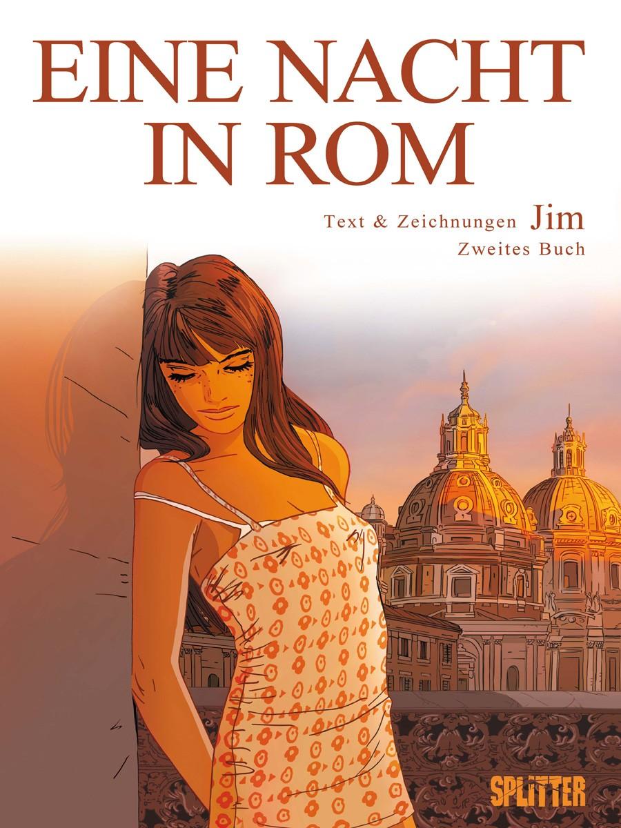 Cover Eine Nacht in Rom 2
