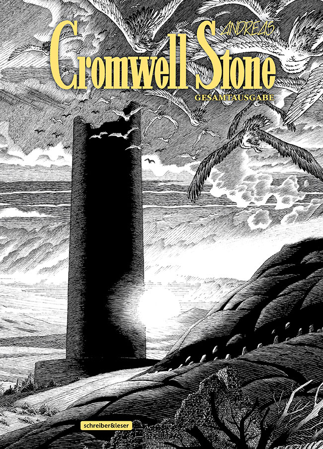 Cover Cromwell Stone