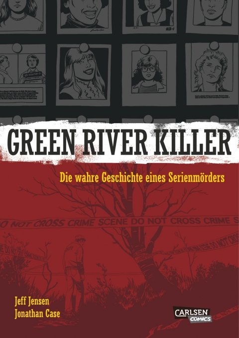 Cover Green River Killer
