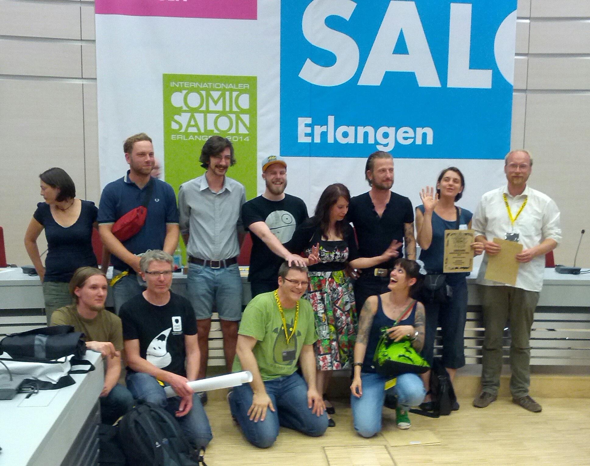 ICOM-Preisträger 2014