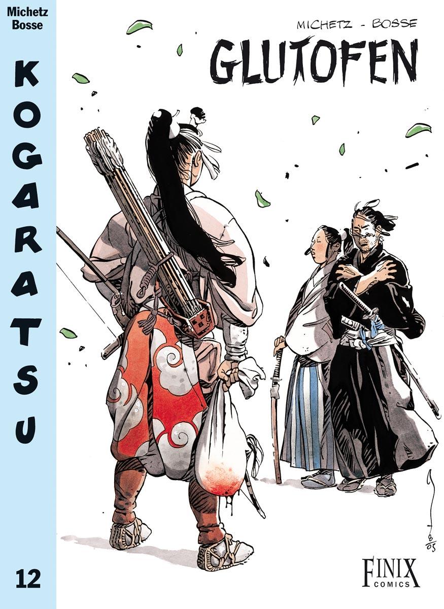 Cover Kogaratsu 12