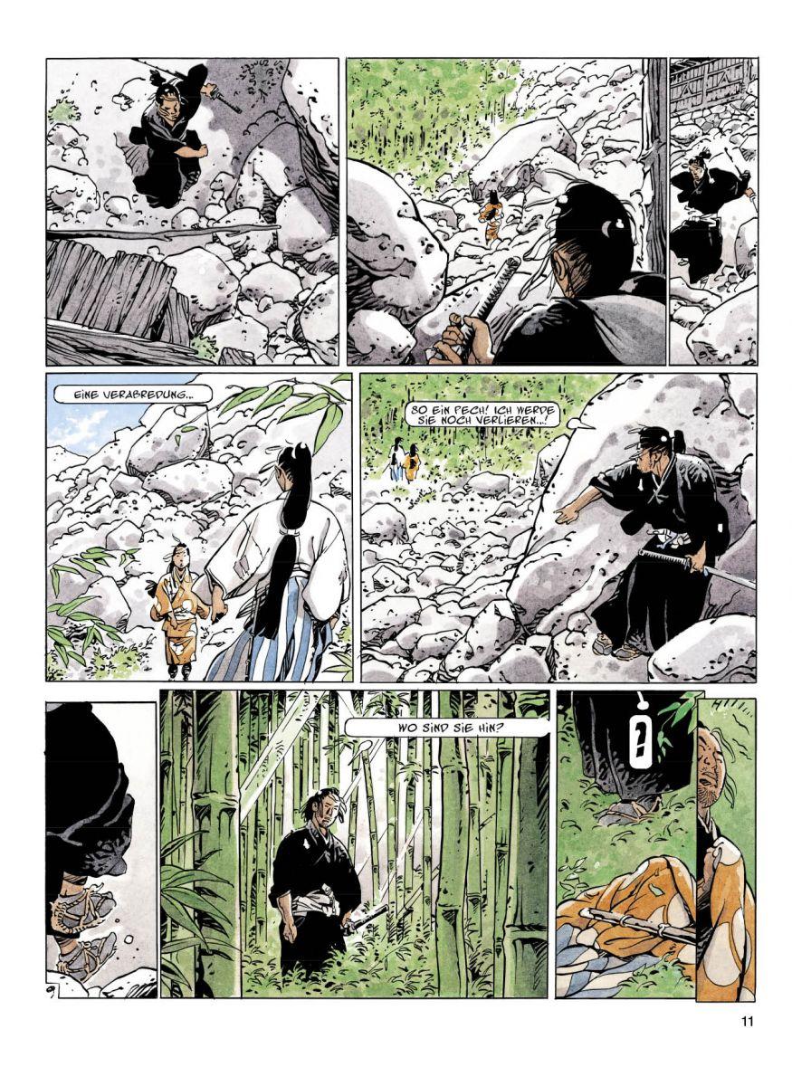 Seite aus Kogaratsu 12