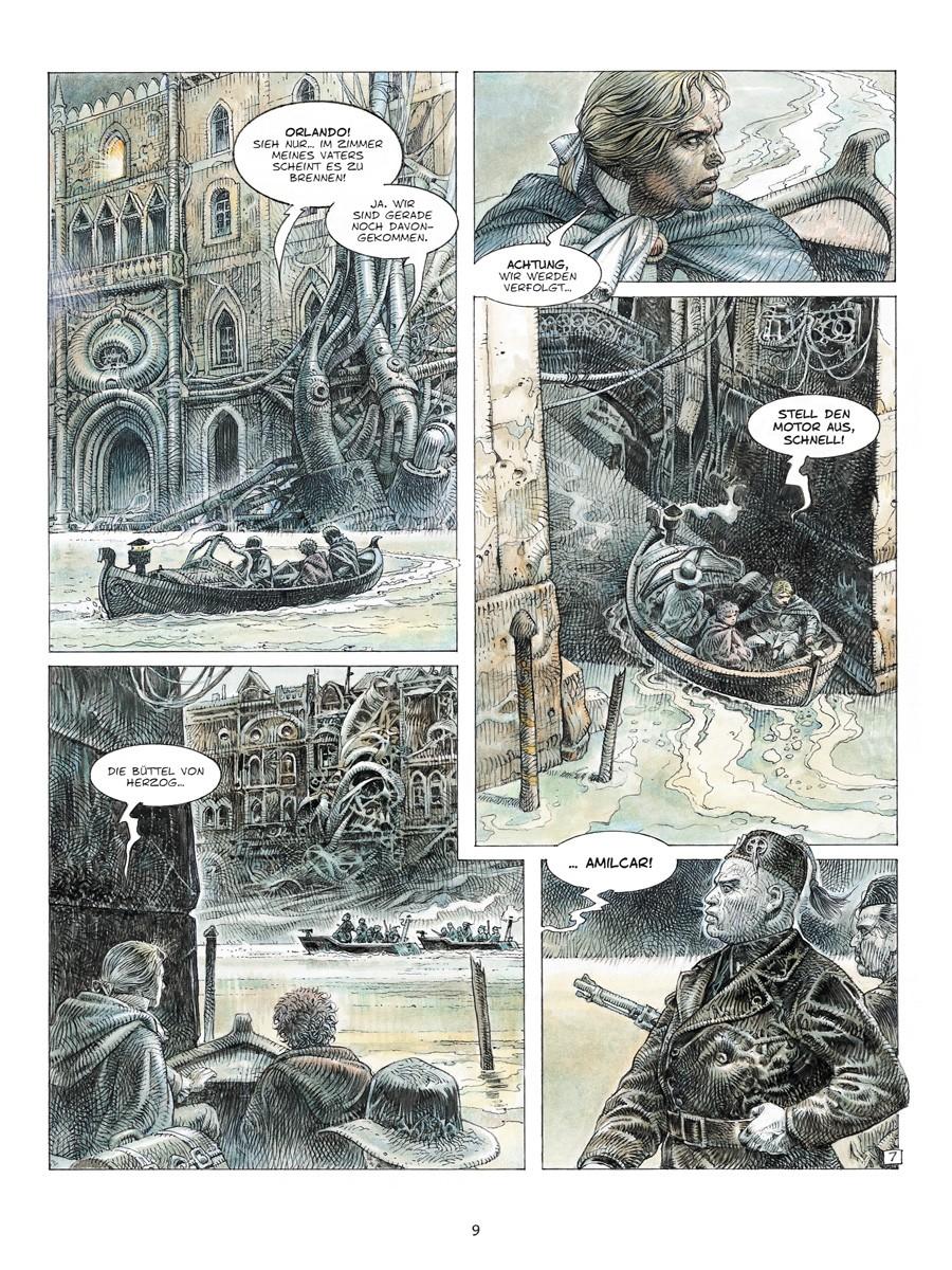 Seite aus Saria 1