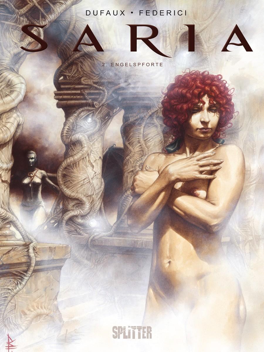Cover Saria 2