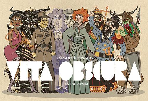 Cover Vita Obscura