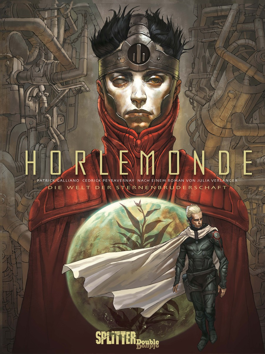 Cover Horlemonde