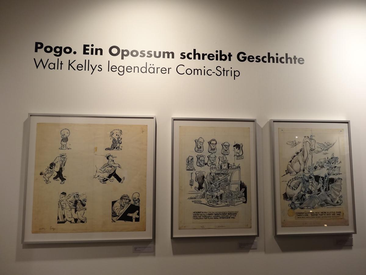 Pogo-Ausstellung