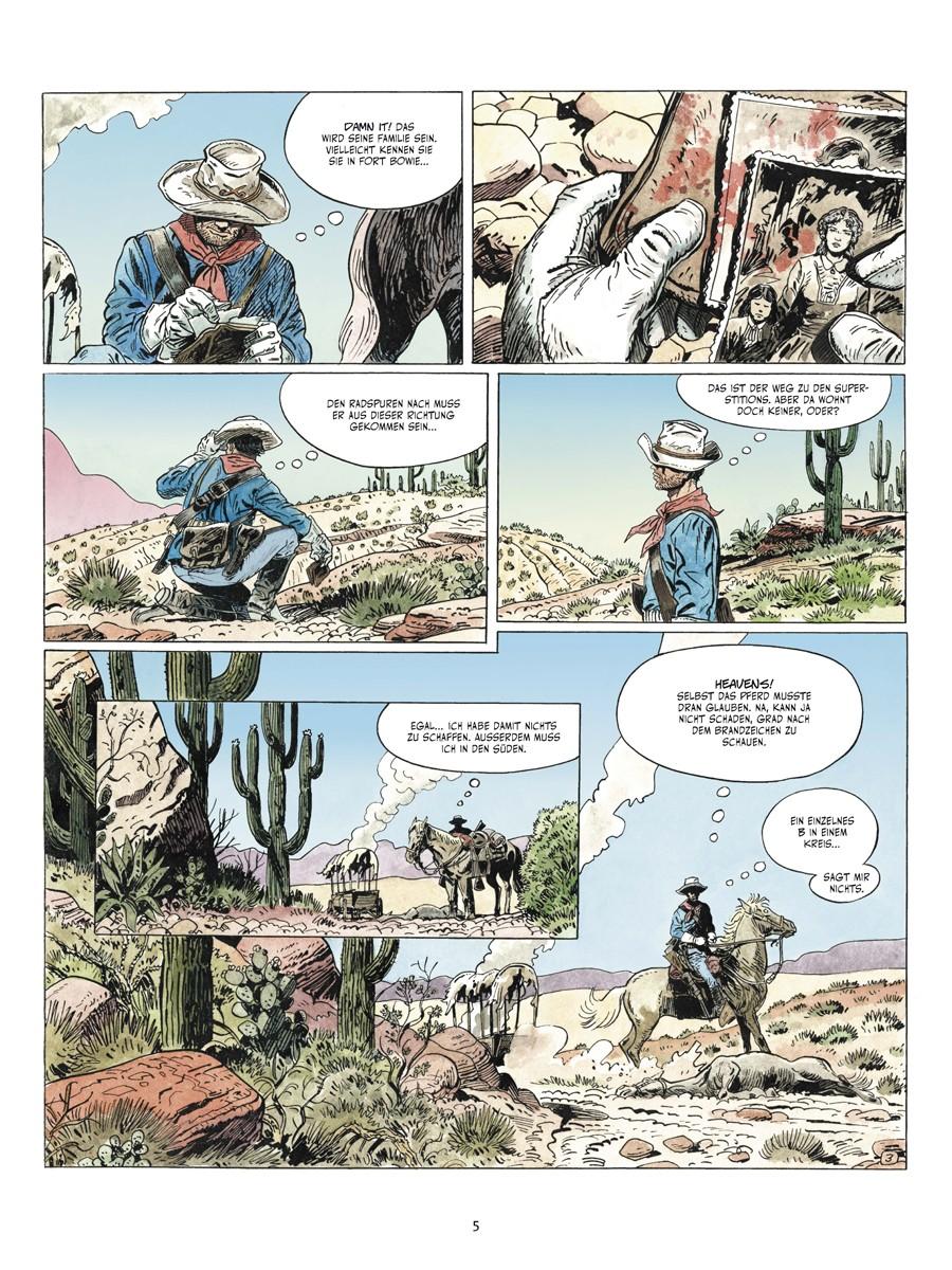 Seite aus Apache Junction 1