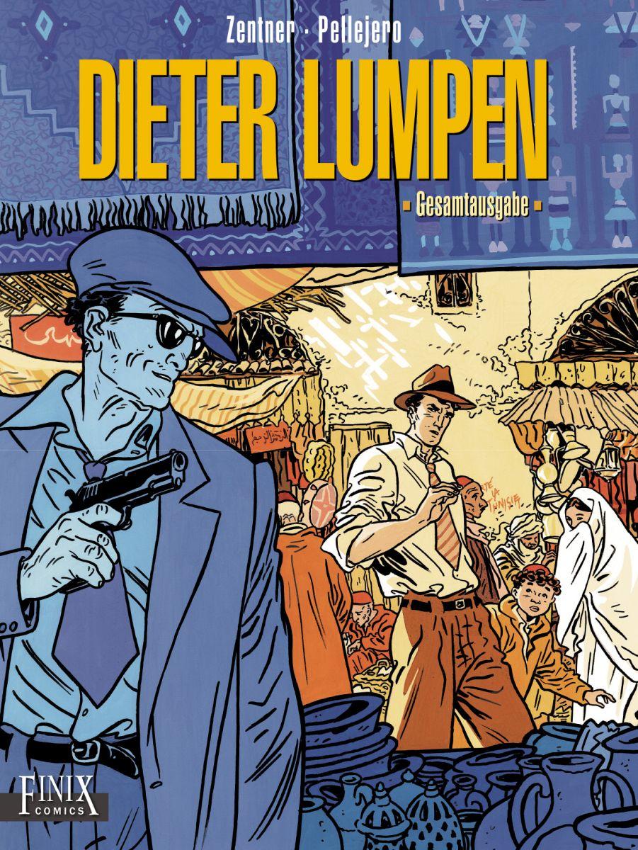 Cover Dieter Lumpen