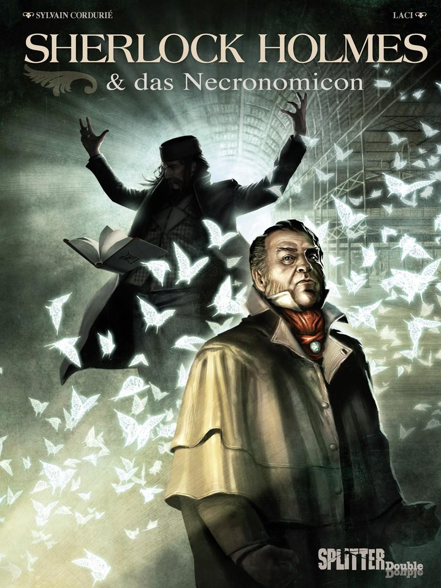 Cover Sherlock Holmes und das Necronomicon