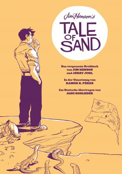Cover Tale of Sand