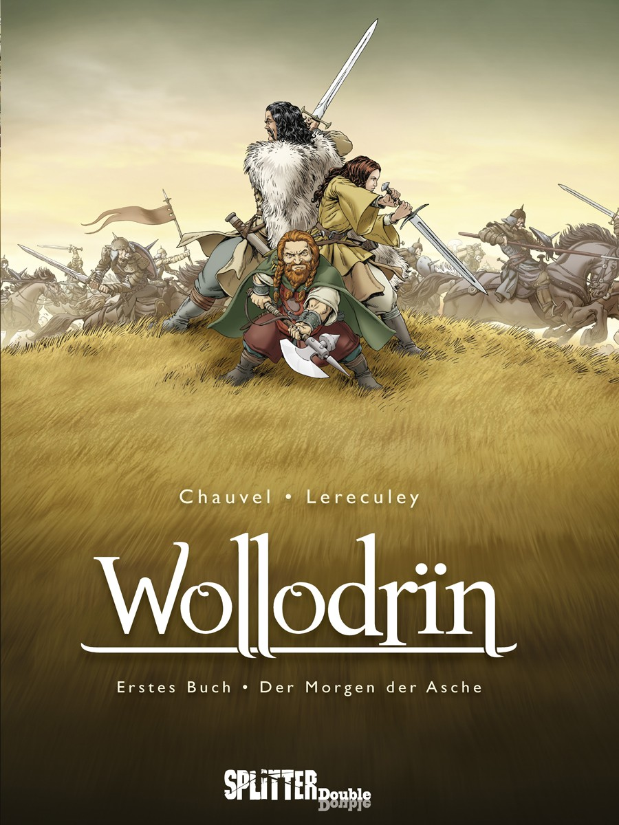 Cover Wollodrin 1