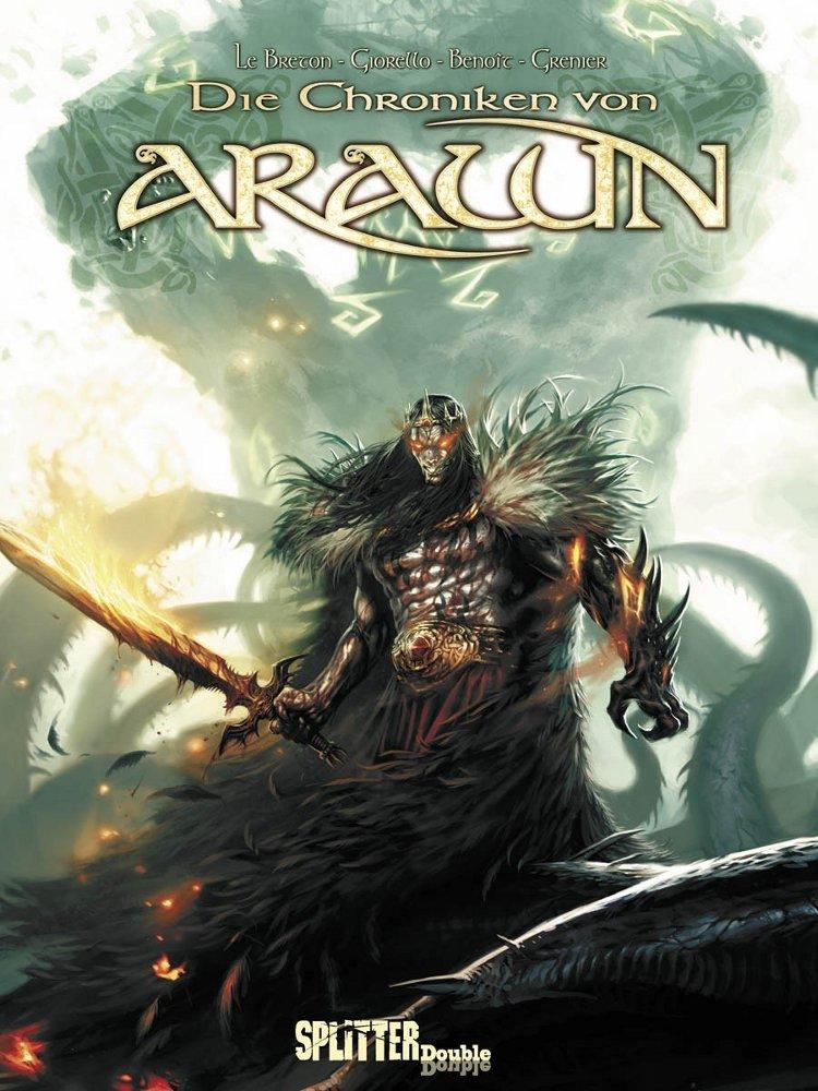 Cover Die Chroniken von Arawn