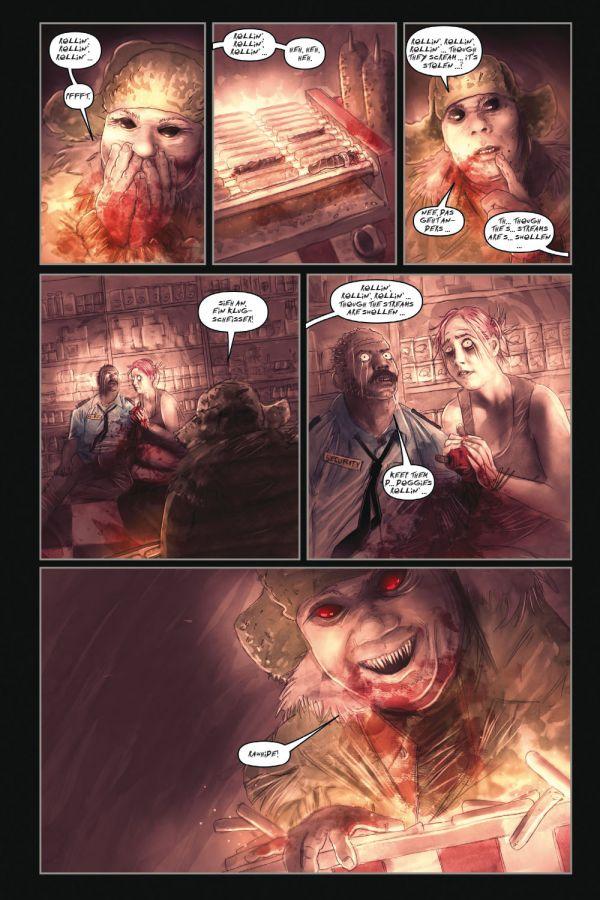 Seite aus 30 Days of Night 2