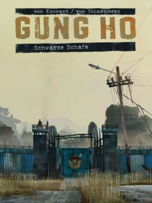 Cover Gung Ho 1 Vorzugsausgabe
