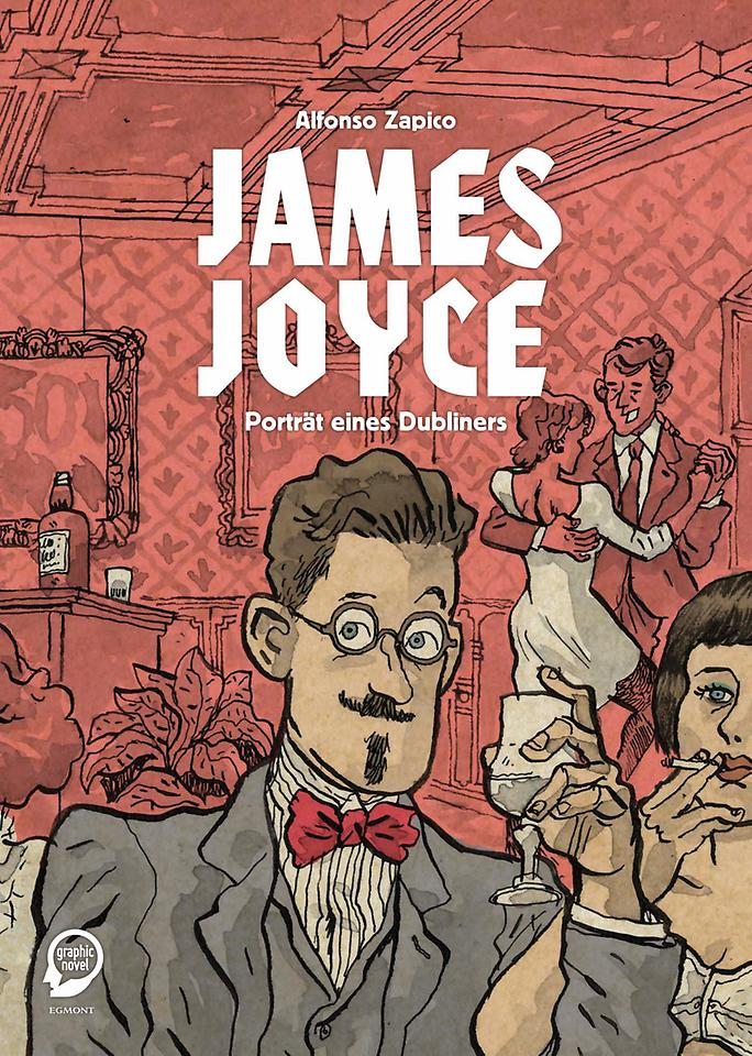 Cover James Joyce