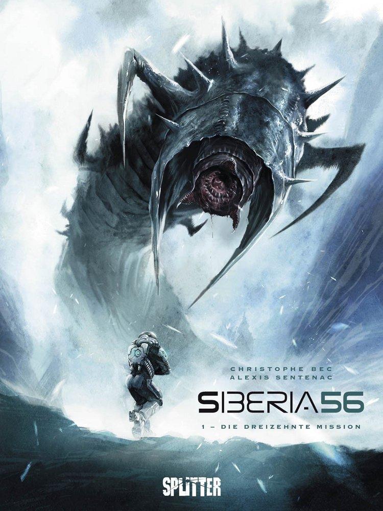 Cover Siberia 56 1
