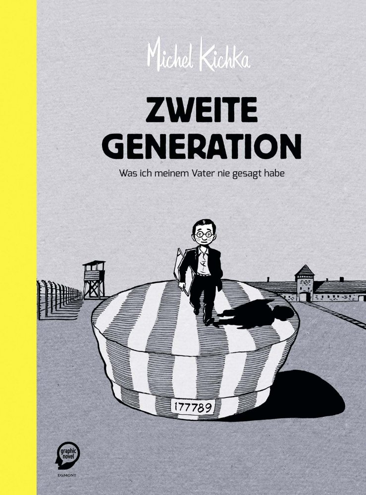Cover Zweite Generation