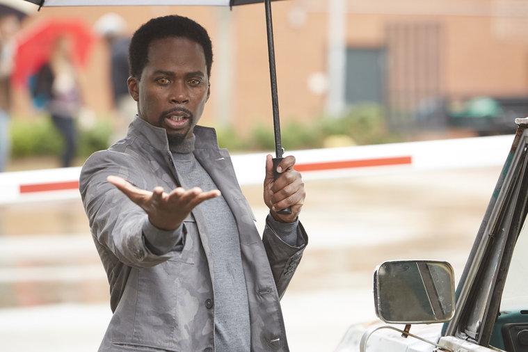 Der Engel Manny in der ersten Folge von Constantine