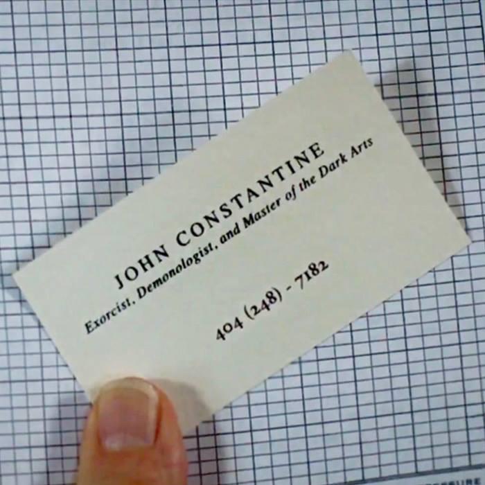 John Constantine, Demonologist