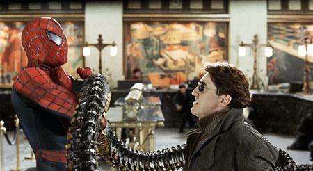 Szene aus Spider-Man 2
