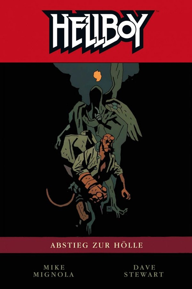 Cover Hellboy 13