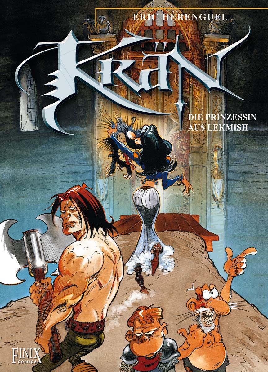Cover Krän 6