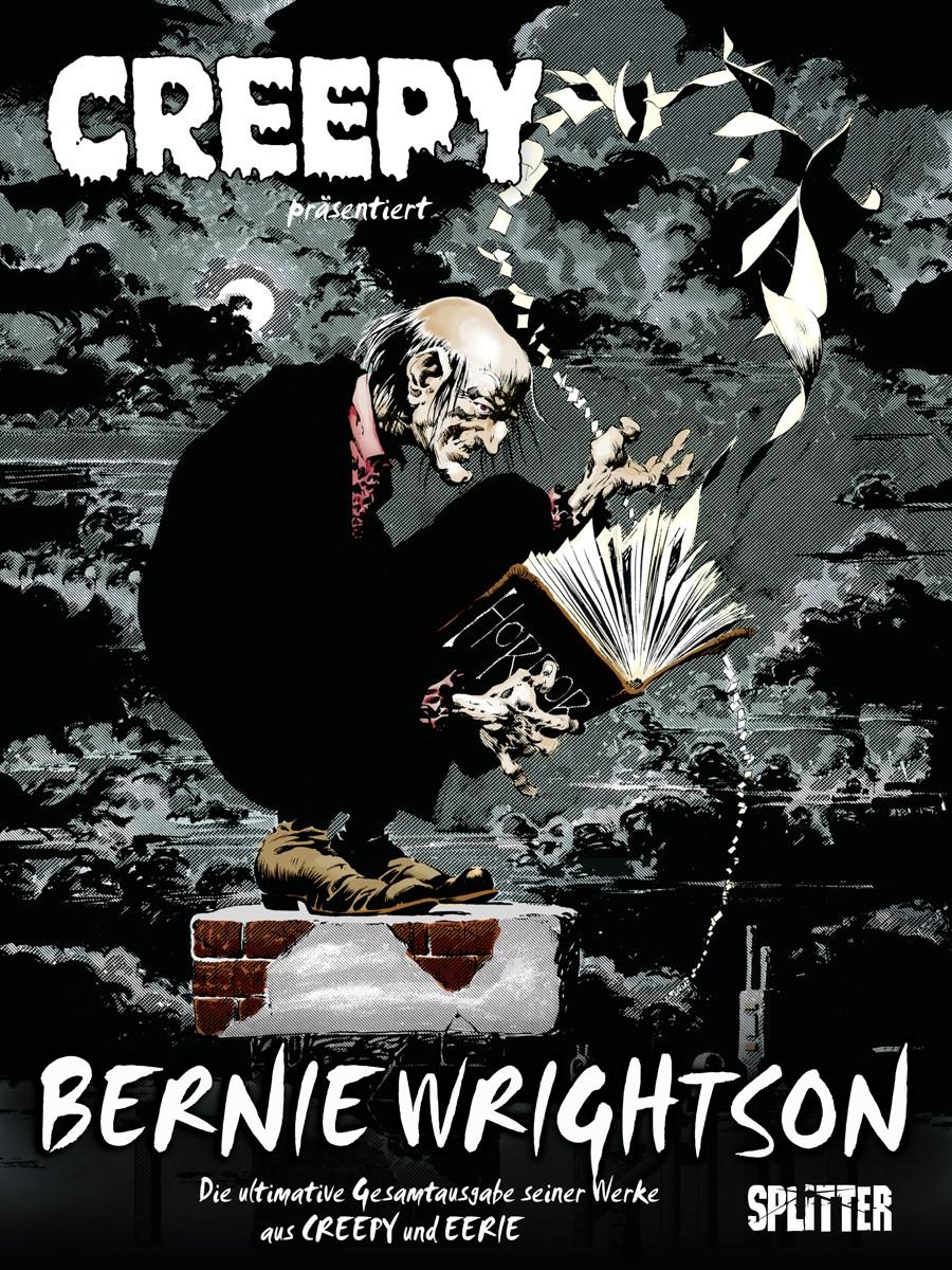 Cover Creepy präsentiert: Bernie Wrightson